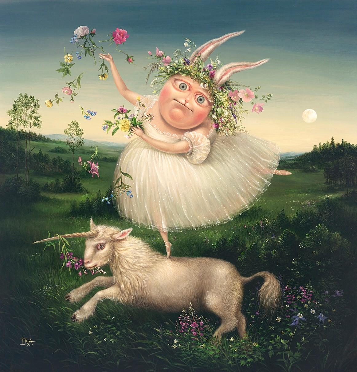 Irena Aizen - Flora. Fine Art Prints