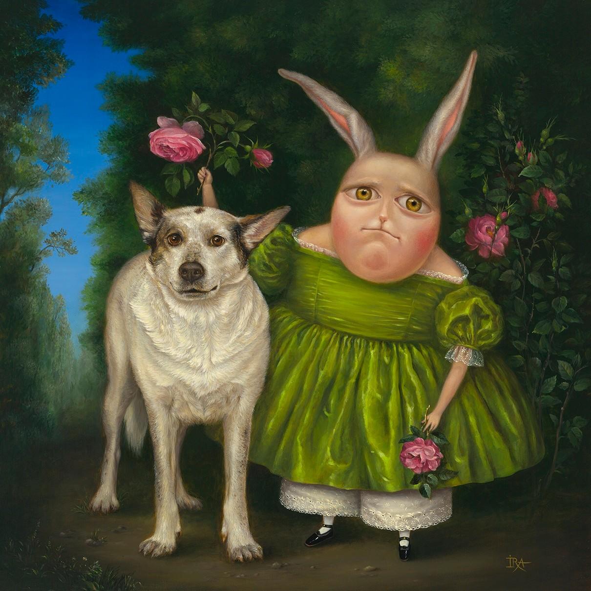 Irena Aizen - Lovely Pet-2. Fine Art Prints