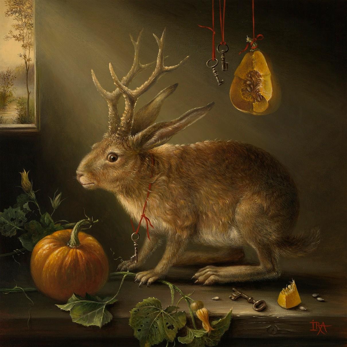 Irena Aizen - November. Fine Art Prints