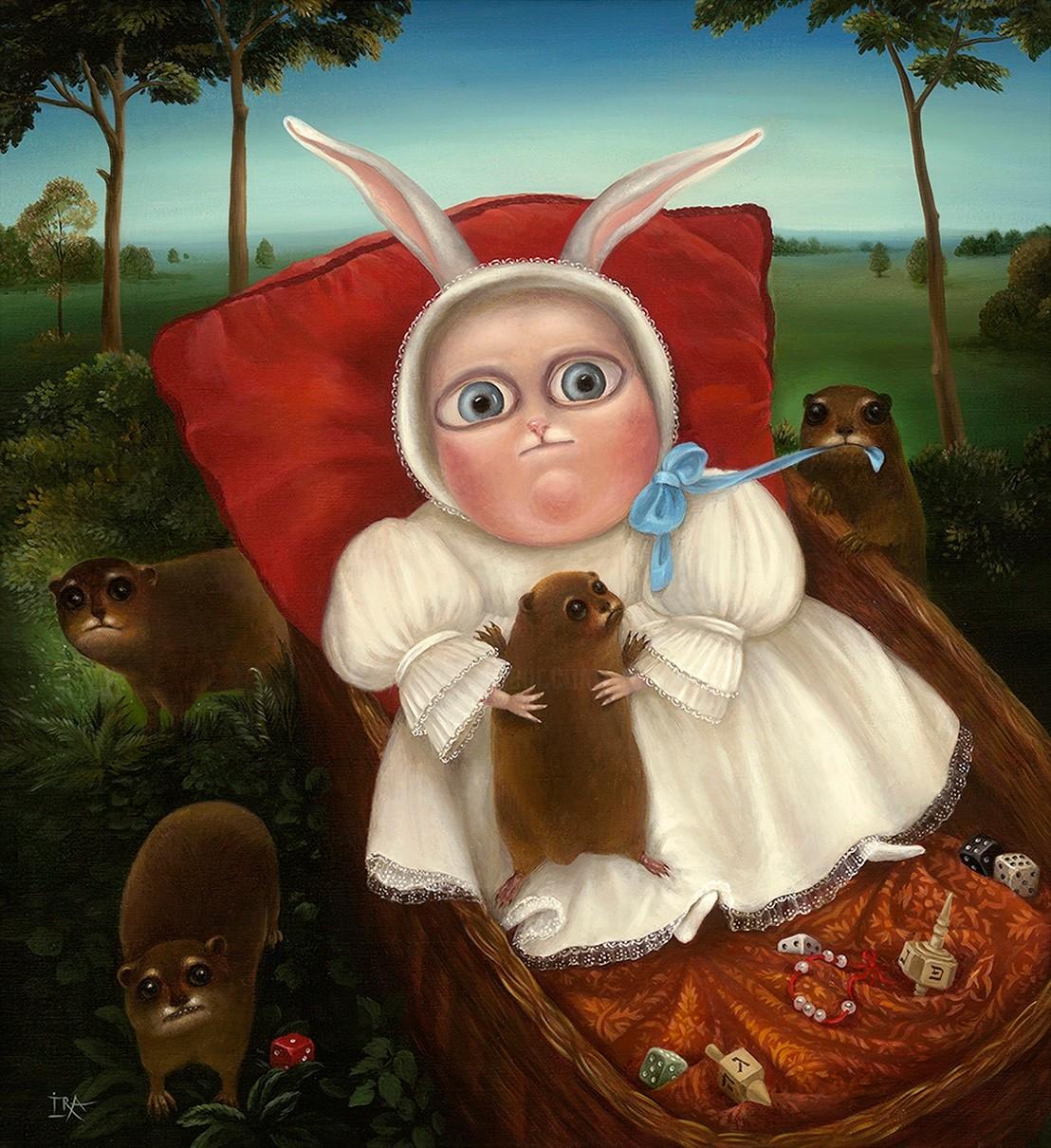 Irena Aizen - Infante. Fine Art Prints