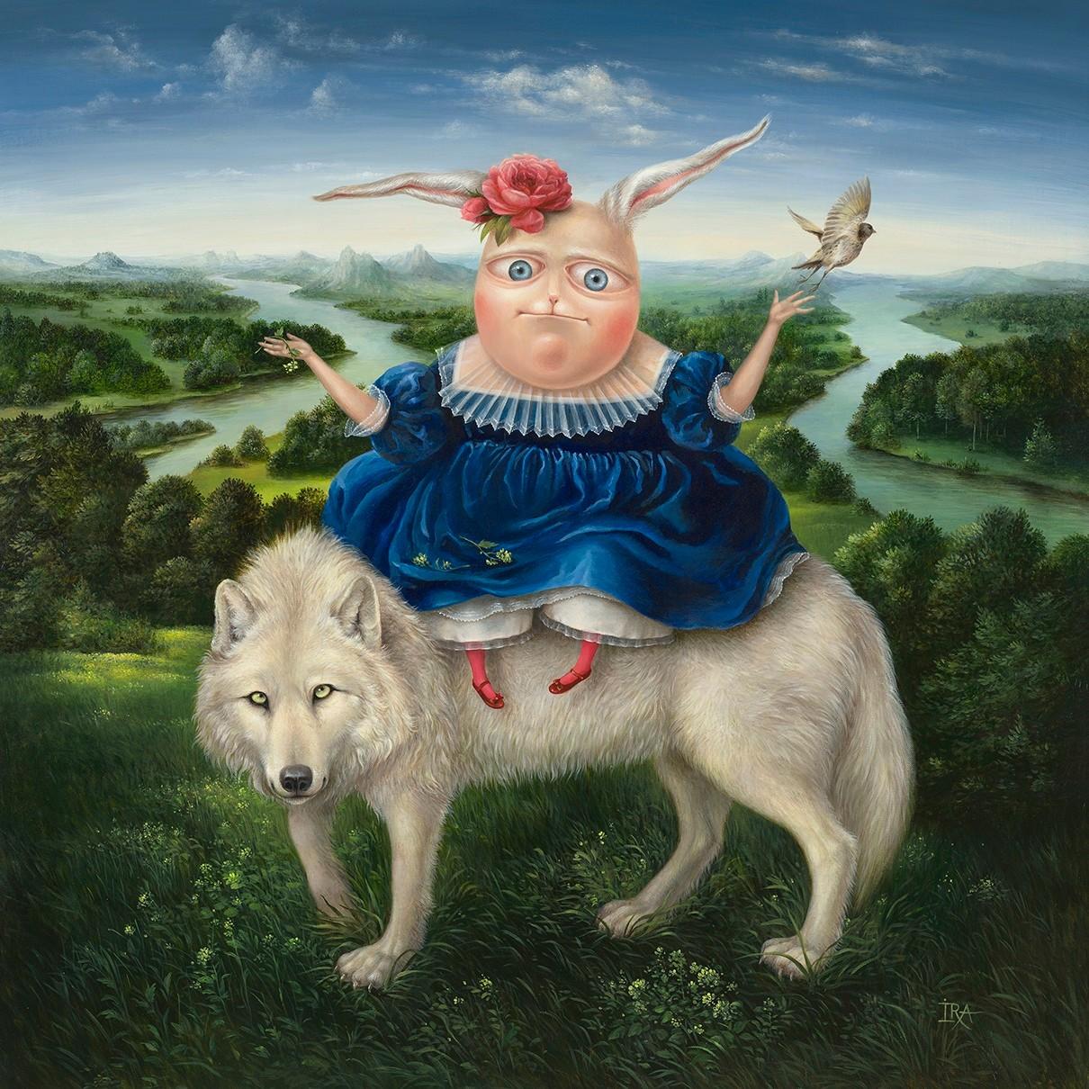 Irena Aizen - Between two Rivers. Fine Art Prints