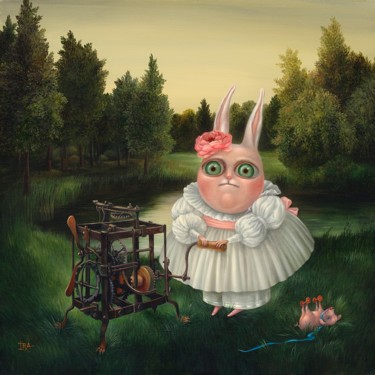 Children's Games-4. Fine Art Prints