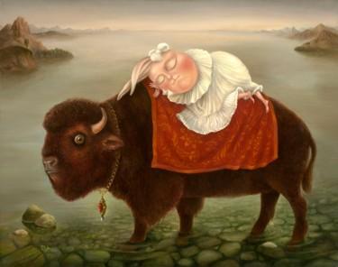 Sleeping Beauty. Fine Art Prints