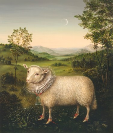 Pastoral. Fine Art Prints